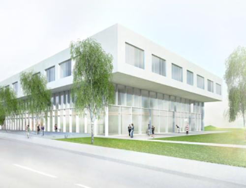 Neubau Klinik für Psychiatrie und Psychotherapie und einer Tagesklinik für Psychotherapie mit einem Ambulanzzentrum für Psychotherapie in Biberach