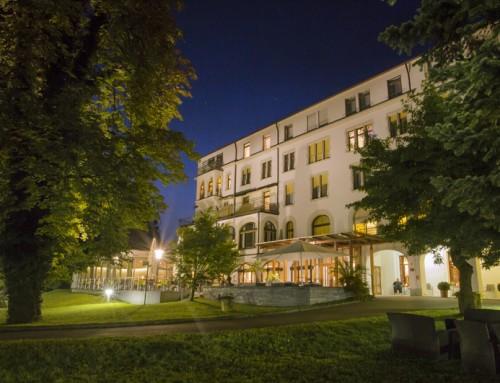 Parkhotel Jordanbad, Biberach