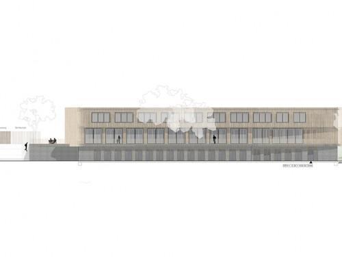 Neubau Hospiz Tübingen – Menschen in würde begleiten