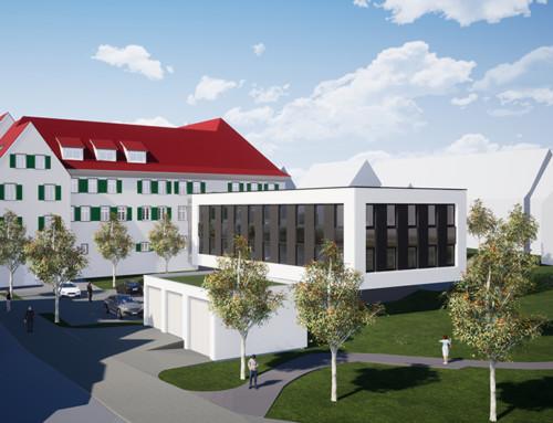 Modernisierung Finanzamt, Bad Waldsee